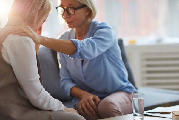 HR Manager show empathy or sympathy to an employee