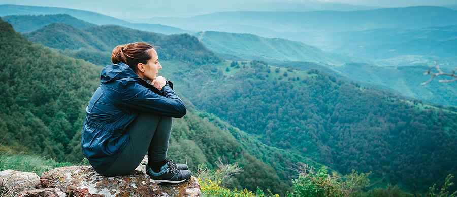 The importance of nature for mental wellbeing